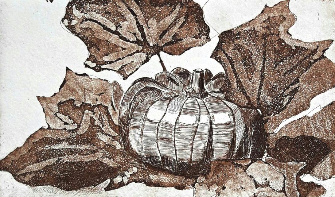 genevieve guadalupe autumn intaglio