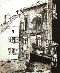 genevieve guadalupe avioth etching
