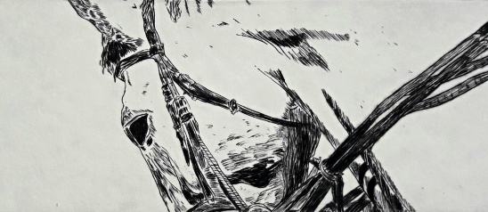 genevieve guadalupe celestin dry point