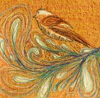 genevieve guadalupe tepin artquilt 14x14cm