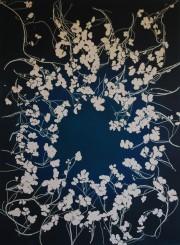 genevieve guadalupe botanica 7 monoprint 75x55cm 2018