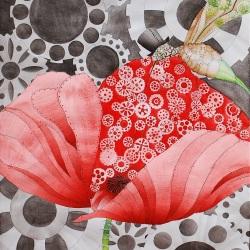 genevieve guadalupe opium du peuple ink drawing 2020