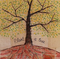 genevieve guadalupe plant a tree artquilt 15x15 2020