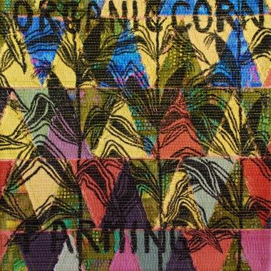 genevieve guadalupe organic corn farming artquilt 15x15 2020